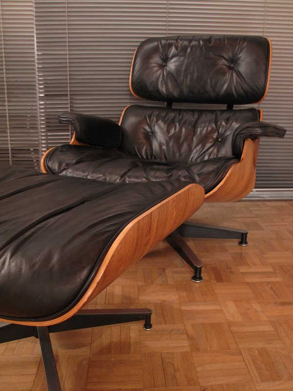 Eames Lounge Chair Amp Ottoman Mcm Interiors